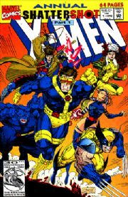 X-Men Annual Comics
